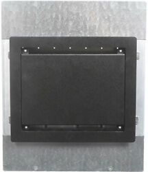 Fsr Pwb-450-blk - Large Format Wall Box W/4 Ac And 3 1-gang Plates And 1 Ips