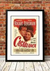 1920and039s - 1950and039s Movie Posters   23 To Choose From   Available Framed Or Unframed