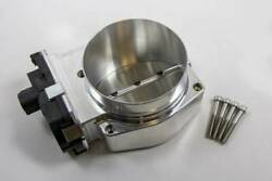 Nick Williams Electronic Drive-by-wire 103mm Throttle Body Lsx Ls3 Ls7 Black