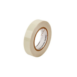 3m Super Epoxy Film Electrical Tape 10, 1/2 In X 100 Yds, Log Roll, 3 In Core