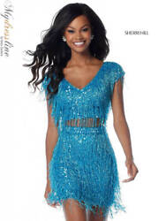 Sherri Hill 51781 Short Cocktail Dress Lowest Price Guarantee New Authentic