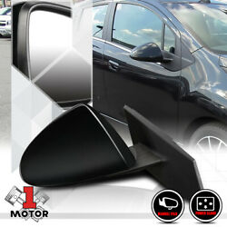 [right]passenger Side Power Foldable Oe Replacement Mirror For 13-15 Chevy Spark