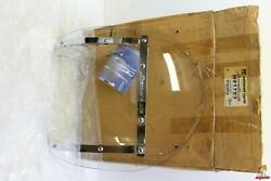 National Cycle N21723 Switchblade Shorty Clear Windshield For Suzuki C50/vl800