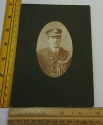 George P W Hope Photo Autograph Wwi Royal Navy Officer Deputy First Sea Lord