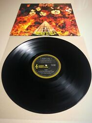 Ac/dc Highway To Hell Vinyl Near Mint Best Copy Ive Seen. Almost Perfect Cond