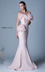 Mnm Couture G1091 Evening Dress Lowest Price Guarantee New Authentic