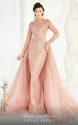 Mnm Couture 2559 Evening Dress Lowest Price Guarantee New Authentic