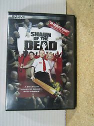 Shaun Of The Dead Dvd 2004 Kate Ashfield, Lucy Davis, Simon Pegg Rated R Comedy