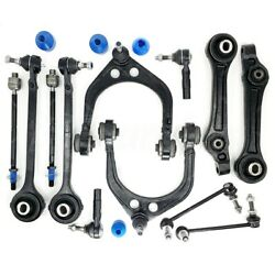12x Suspension And Steering Control Arm Set For Chrysler 300 Dodge Charger Magnum