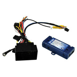 Pac Rp4-ch21 Radio Replacement Interface Steering Wheel Control Retention