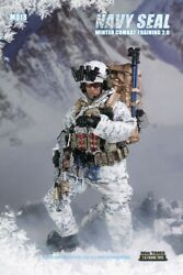 1/6 Scale Mini Times Toys M018 Navy Seal Winter Combat Training 2.0 Doll Figure
