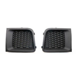 15-18 Jeep Renegade Lh + Rh Front Bumper Lower Grille Bezel Cover