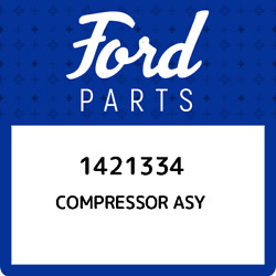 1421334 Ford Compressor Asy 1421334 New Genuine Oem Part