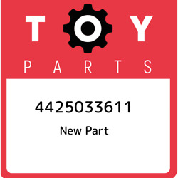 44250-33611 Toyota Gear Assy Electric 4425033611 New Genuine Oem Part