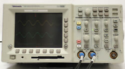 Tektronix Tds 3032 2 Ch Oscilloscope 300 Mhz 2.5 Gs/s W/ Tds Fft And Tds3trg