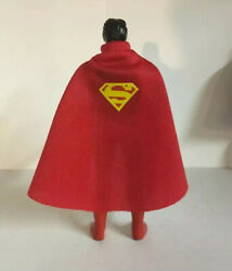 DC Kenner Super Powers Superman Custom Replica Cape Longer Version Cape Only