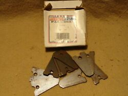 Unused Herschal Adams Hay Grass Cutting Mower Guard Plate Box Of 10 Fits Ford