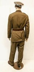 Mannequin With Us Army Dress Uniform