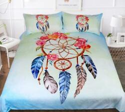 3d Feather Wind Chimes Kep5531 Bed Pillowcases Quilt Duvet Cover Kay