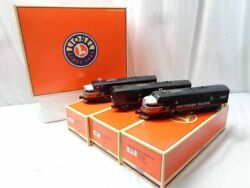 ✅lionel Tmcc Southern Pacific Black Widow F3 Aba Diesel Engine Set 6-38197
