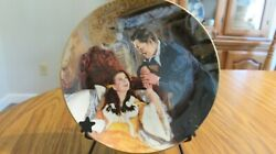 Gone With The Wind Collectable Plates From The Bradford Exchange