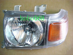 1x For Toyota Land Cruiser Lc70 Lc76 Lc79 Lc71 2007-15 Front Headlight Left Side