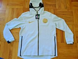 Nwt Nike Golden State Warriors Championship Ring Hoodie Jacket Player Issue Xl