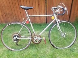 Vintage 1970 Usa Amf Roadmaster Road Race Bike Bicycle - For Parts Or Repair Usa