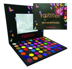 Bella Forever METAMORPHOSIS 63 PIGMENTED COLORS Palette Authentic amp; New $18.95