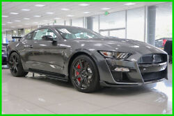 2020 Ford Mustang Shelby GT500 2020 Shelby GT500 New 5.2L V8 32V Automatic RWD Coupe