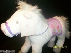 Pottery Barn Kids For 18 Doll Fairy Large Horse Toy Birthday Gift Gotz New