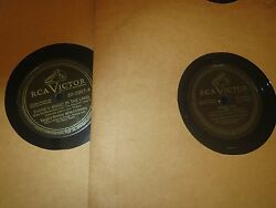 78rpm 2 Rca Victor By Vaughn Monroe Mule Train Theres Music Land Singing V+