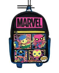 Funko POP Marvel Black Light Mini Backpack Target EXCLUSIVE **SOLD OUT** NEW $39.99