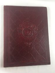 1948-49 Castle Heights Military Academy Lebanon Tennessee Annual