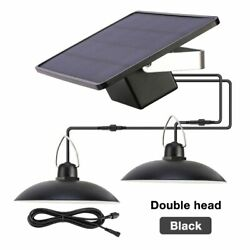 Led Pendant Light Outdoor Indoor Power Lamp With Line Bulb Shed
