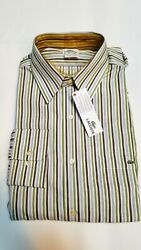 LACOSTE - Men's Casual Button-Down Shirt Brand NEW with Tags - NEVER WORN $45.00