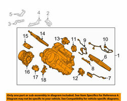 87030-60080 Toyota Unit Assy, Cooling, Rear 8703060080, New Genuine Oem Part