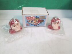 Qty. 520 Oklahoma Sooners Officially Licensed Helmet Candle Pair 2 Per Box New