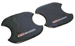 Mugen Door Handle Protector Size Small For FD1 FD2 FD3 FK7 FK8 Civic GK Fit $24.88