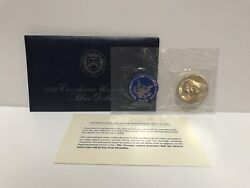 1972 S Eisenhower Uncirculated Silver Dollar, 40 Silver Coin