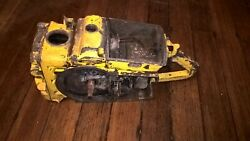 Mcculloch 250 Chainsaw Powerhead Crankcase For Parts Or Repair