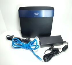 Linksys Ea3500 Cisco Dual Band Wireless Router