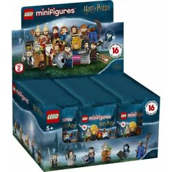 LEGO Harry Potter 2 MINIFIGURES SERIES 71028 Box Case of 60 $269.99