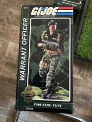 Sideshow Collectibles - G.i. Joe Warrant Officer Flint Empty Box Only