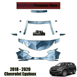 Xpel Ultimate Plus Precut Paint Protection Kit For Chevrolet Equinox 2018 - 2020