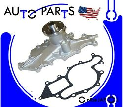 New Engine Water Pump For 1995-2008 Ford Aerostar Ranger And Mazda B3000 3.0l V6