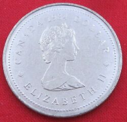 1984 Canada Dollar - Jacques - Uncirculated From Rcm Roll A201