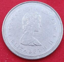 1984 Canada Dollar - Jacques - Uncirculated From Rcm Roll A205