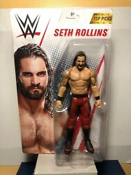 WWE TOP PICKS SETH ROLLINS