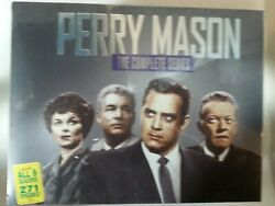 Perry Mason The Complete Series Dvd 2016 72-disc Set